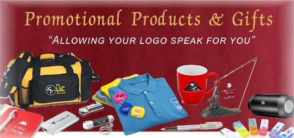 Promotional Gifts & Products